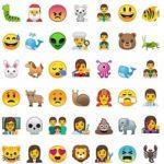 Emoji baru pada Android Oreo 8.0