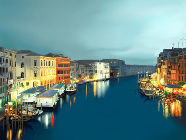 Contoh hasil gambar yang dibuat menggunakan Microsof Paint