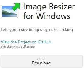Software Untuk Mengecilkan Ukuran Foto secara Bersamaan di Windows 10