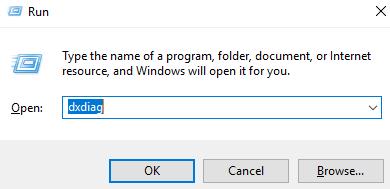Cara menjalankan DXDIAG untuk cek spesifikasi laptop pada windows 10