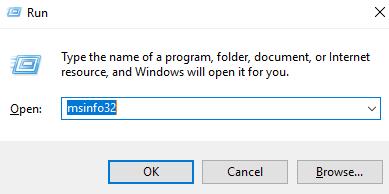 Cara cek spesifikasi laptop menggunakan system Information