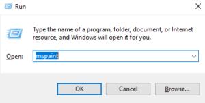 Cara menjalankan Program di Windows dari Windows RUn