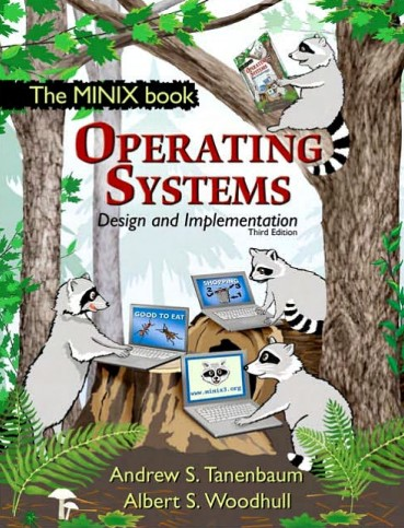 The Minix Book - Operating System Design and Implementation