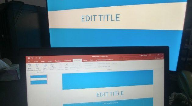 Cara edit slide PowerPoint Saat Presentasi