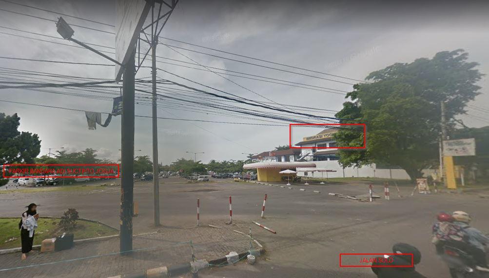Tempat Naik Taksi Online di Bandara Jogja
