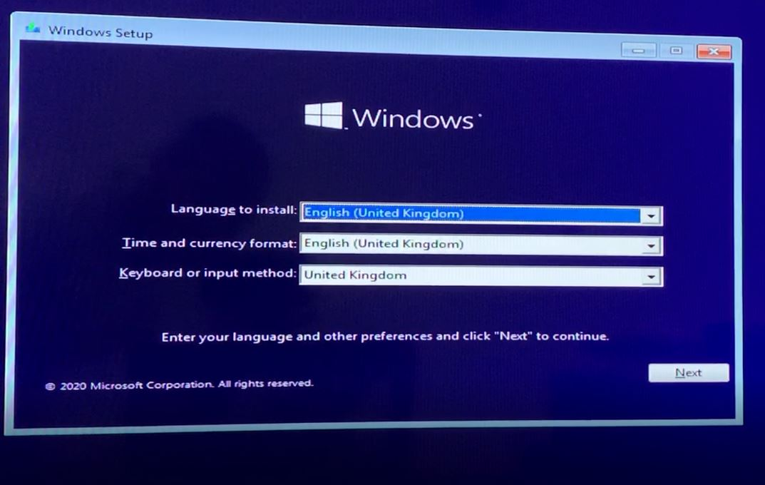 Cara install Windows 10 Terbaru