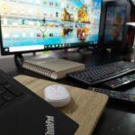 Review Mouse Bluetooth Logitech Pebble M350